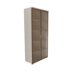BIK-bookcase-80-GLASS